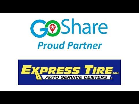 GoShare Partner - Express Tire