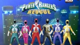 Power Ranger Lightspeed Rescue Theme (FestEvil long Mix)