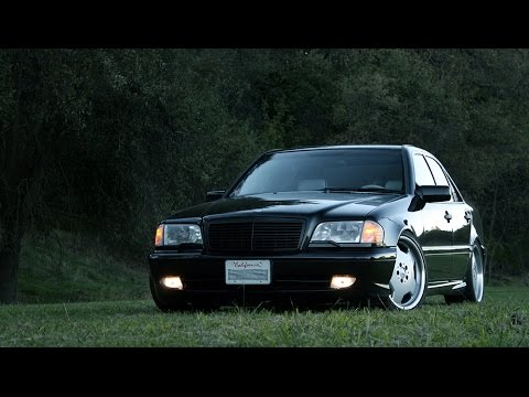 Benz Drift Car >> 1998 W202 C43 AMG - YouTube