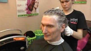 Мартовские опыты _ ламинирование волос
