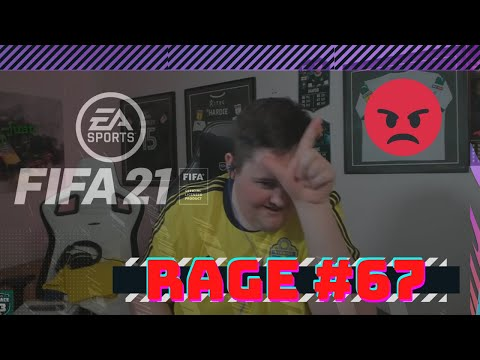 FIFA 21 ULTIMATE *RAGE* COMPILATION #67 😡😡😡 |