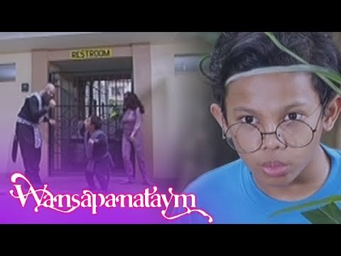 Wansapanataym: Super Ving escapes from Reptilya