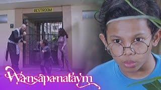 Wansapanataym: Super Ving escapes from Reptilya's minions