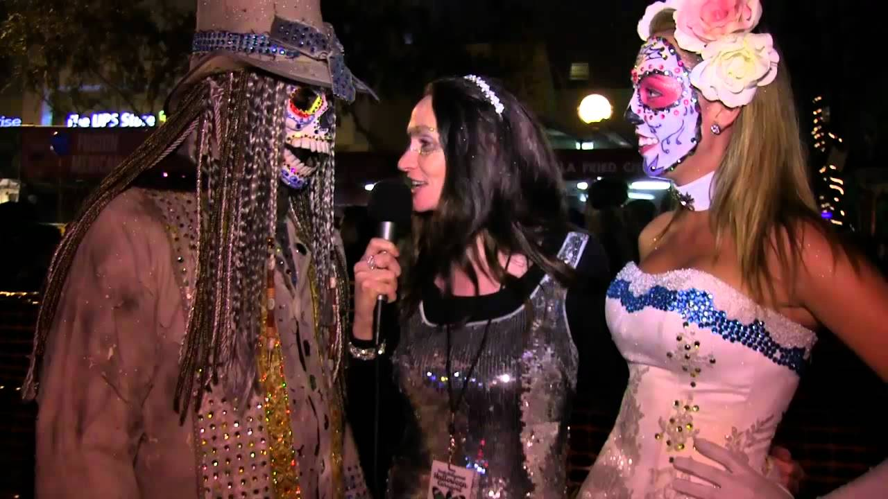 west hollywood halloween carnaval 2011 - youtube