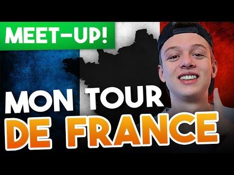 MON TOUR DE FRANCE !