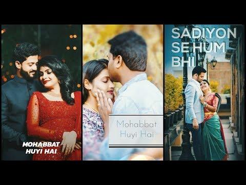 Best Romantic Ringtones, Tera Naam Lene Ki Chahat Huyi Hai || Full Screen Whatsapp Status ||ASMgeet