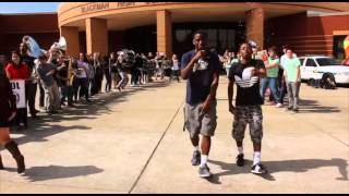 Blackman High School Lip Dub 2015