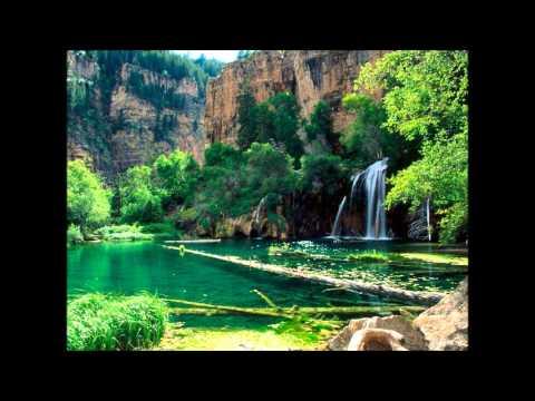 Nature Sounds:Summer Creek - Bird song - Gentle Water Flowing - No Music