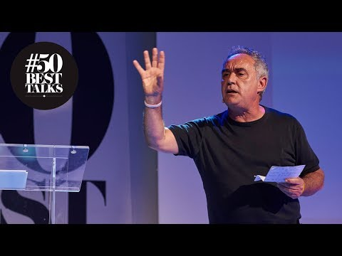 wine article Beyond the Future Ferran Adria on the new life of El Bulli and teaching the next generation