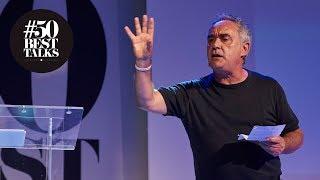 Ferran Adrià on the new life of El Bulli and teaching the next generation