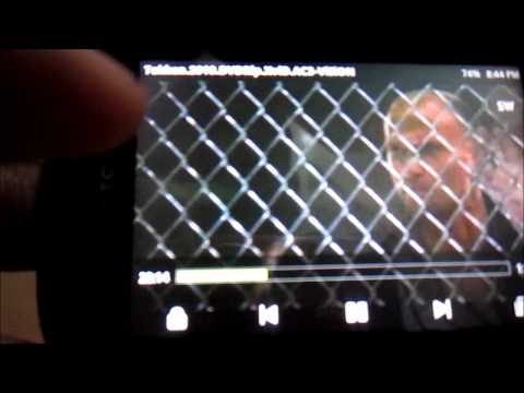 How to play DivX/XviD videos on your android device