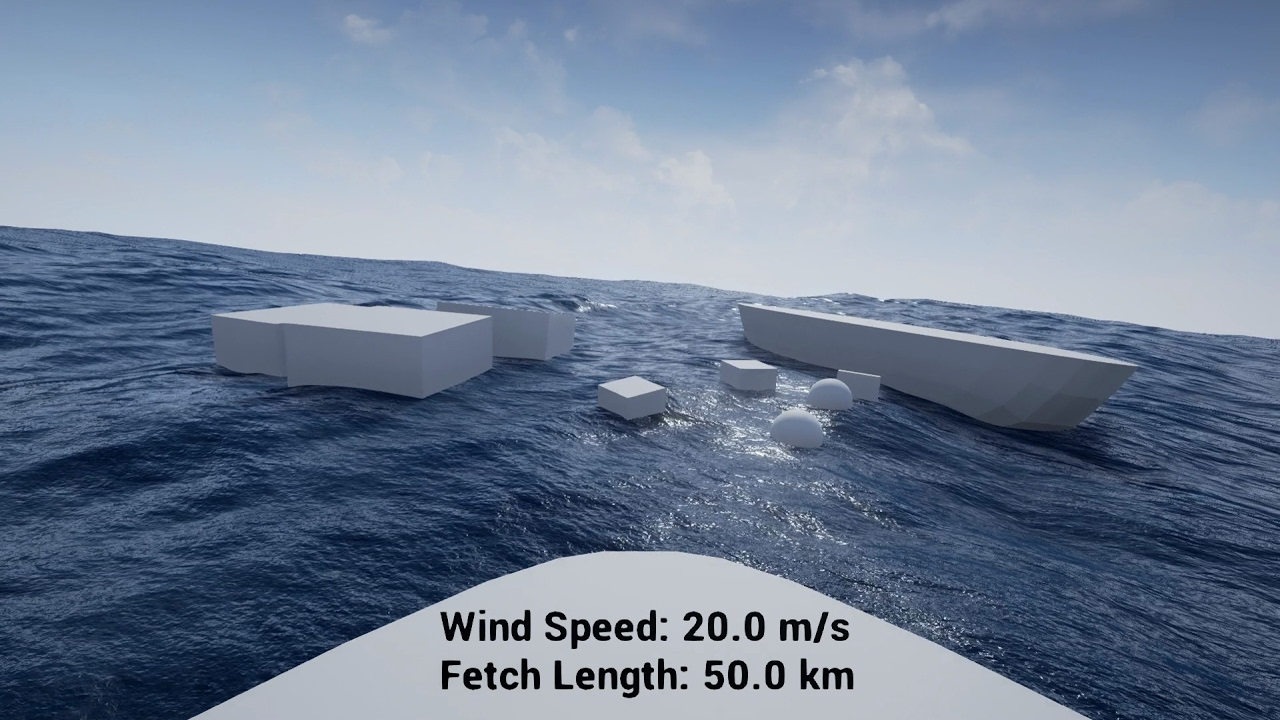Physical Water Surface - Unreal Engine Forums