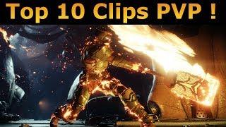 Destiny 2 : Top 10 Clips PVP ! 7th Column, Full Team, Collat' ...