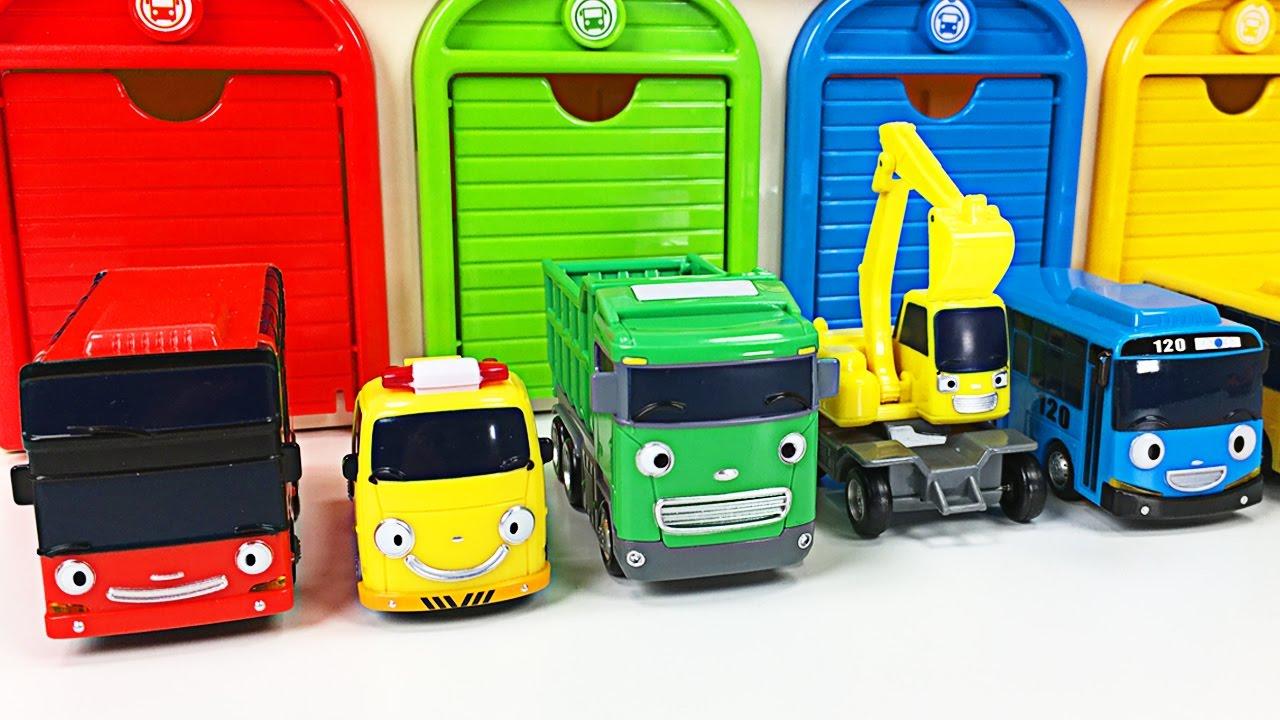 Best Toddler Learning Cars Trucks Colors for Kids #1 Teaching ...
