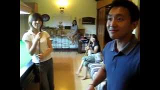 日本語講座@ブルネイ王国 『オマエ ドコ中 ダヨ?!』