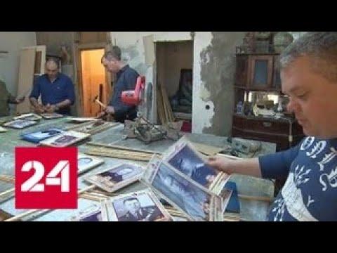 Объединяя поколения и национальности: «Бессмертный полк» в Азербайджане — Россия 24