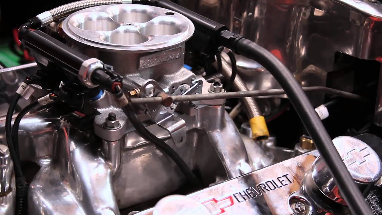 Tested Edelbrock S All New E Street Efi Fuel Injection