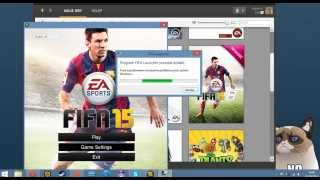 FIFA 15 (PC) - Net Framework error problem fix - poradnik PL