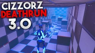 Fortnite | LIVE | CIZZORZ DEATHRUN 3.0 ?????????????????????