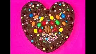 шоколадный подарок своими руками. Подарок из шоколада. Шоколад своими руками