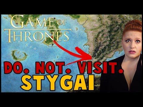 Do Not Visit: Stygai (Game of Thrones / ASOIAF)