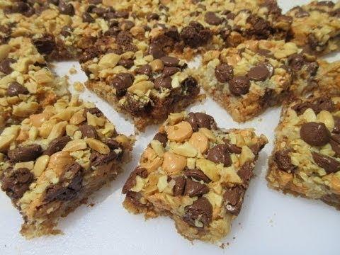 Making Magic Cookie Bars - Eagle Brand Recipe