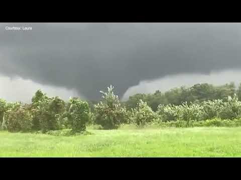 National Weather Service confirms tornado in Mullica Hill