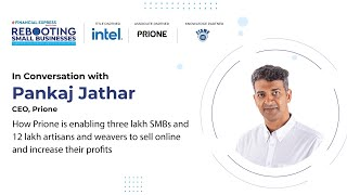 Sponsored- Fireside Chat With Pankaj Jathar, Chief Executive Officer, Prione