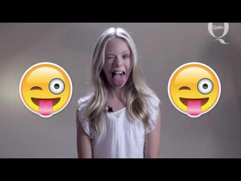 Emoji challenge con Loreto Peralta