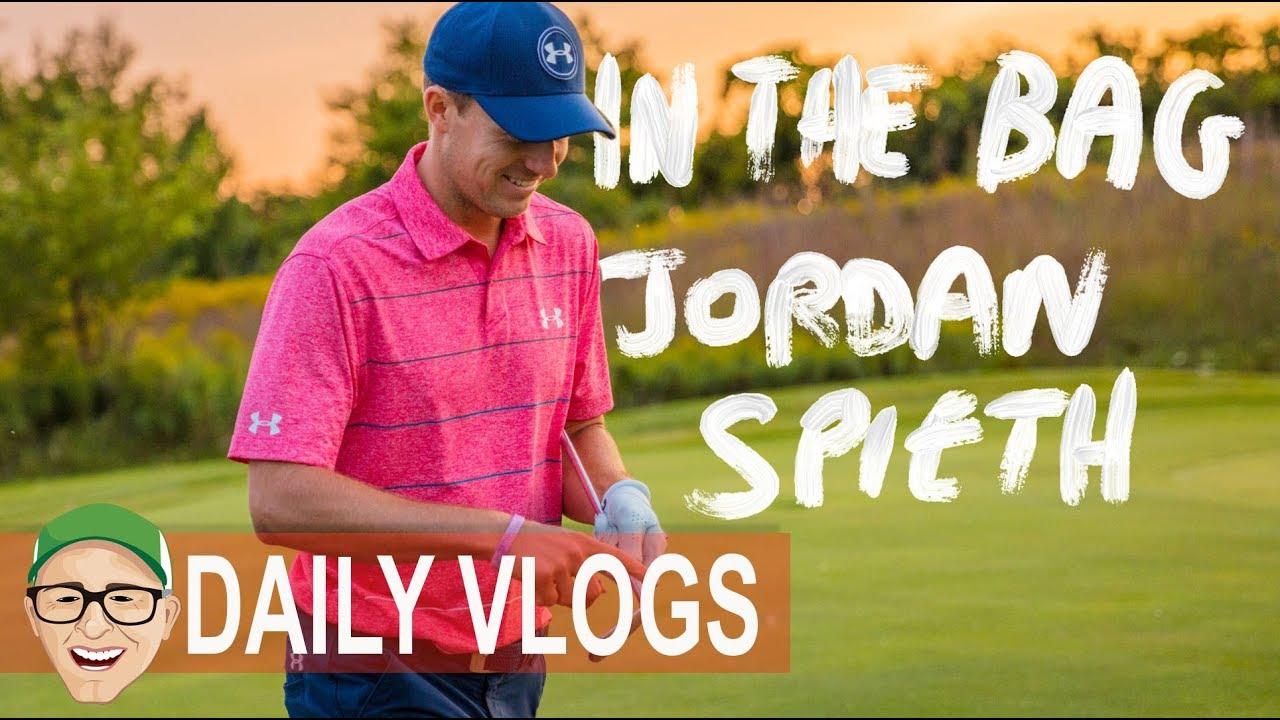 cfb9a73d75 IN THE BAG JORDAN SPIETH - YouTube