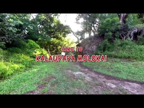 Hike to Kalaupapa Molokai