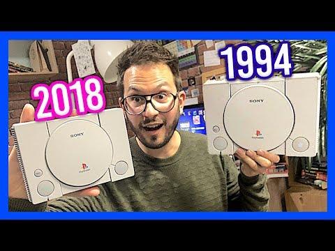 J'ai testé la PlayStation Classic, je vous montre tout (jeux, menu, comparatif)