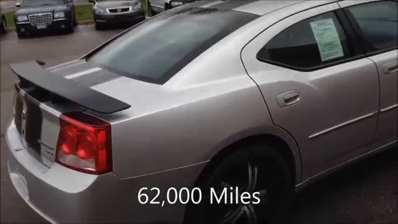 Customized 2010 Dodge Charger Sxt For Sale In Rogers Blaine