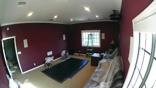 Aaa Electronics New Man Cave Timelapse