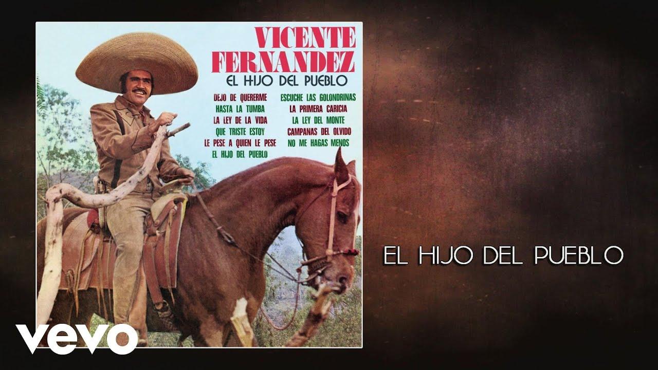 Vicente Fernndez: qu dijo el hijo del Charro de Huentitn por ...