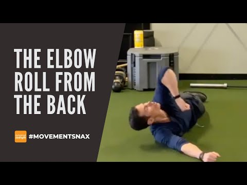 The Elbow Roll from the Back
