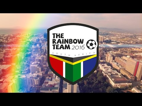 The Rainbow Team  | A story of Multiculturalism in South Africa, united by Football