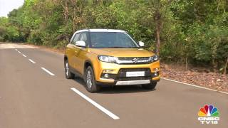 Maruti Suzuki Vitara Brezza - Road Test Review by Overdrive(Maruti Suzuki's much awaited compact-SUV has plenty going for it! From a handsome design, to reliable mechanicals - the Vitara Brezza covers it all. Watch the ..., 2016-03-11T17:55:11.000Z)