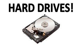 How Do Hard Drives Work?