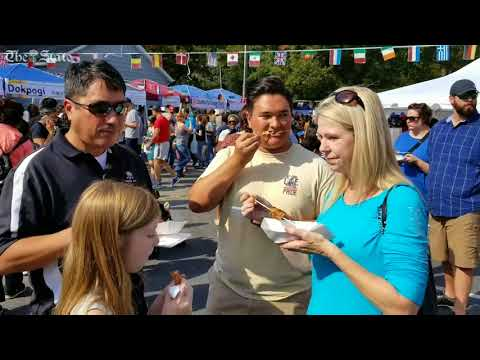 Korean Festival: Food, Music and Dance