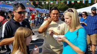 Korean Festival: Food, Music and Dance