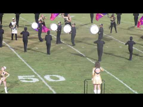 McAdory High School Marching Band Halftime Show At Selma | 2018 |