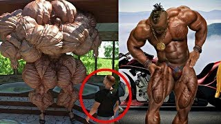 TOP 5 BODYBUILDERS With Too MUCH MUSCLES !!