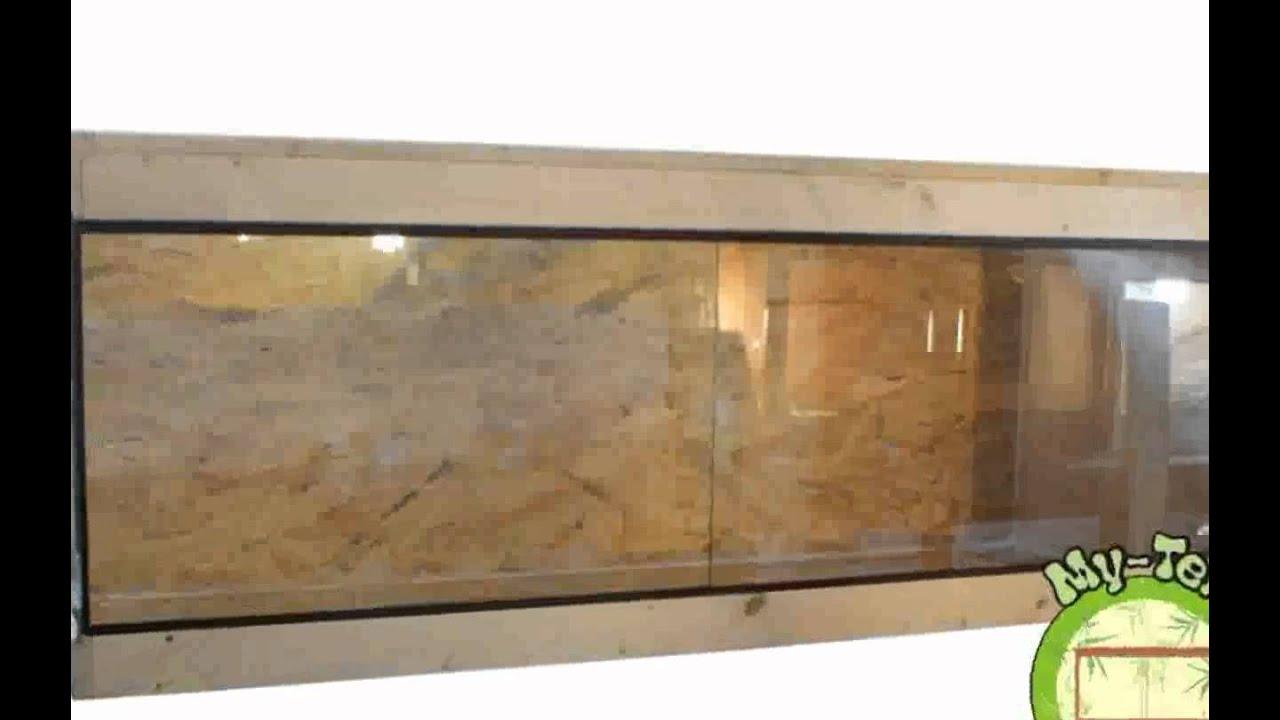 holz f r terrarium fotos youtube. Black Bedroom Furniture Sets. Home Design Ideas