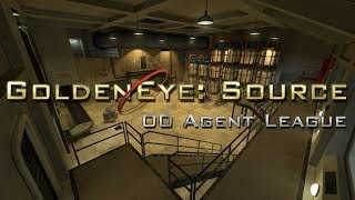 GoldenEye: Source (5.0) - Facility Backzone - 00 Agent League Match #2