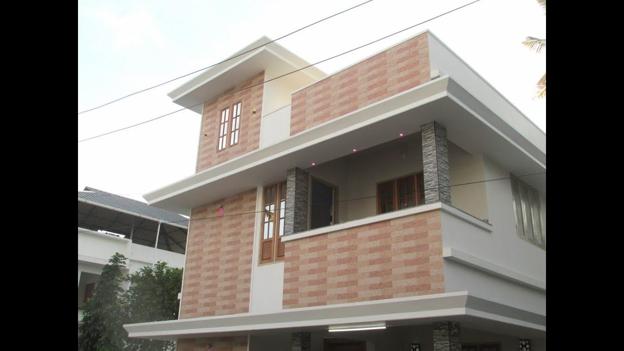 3BHK 1800 sqft house in 3 cents at Varapuzha - 55 Lakhs