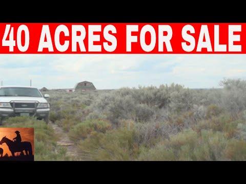 Owner Financed Land Oregon 40 Acres For Sale