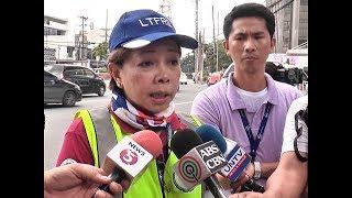 Umabot lamang sa sampung porsiyento ang kabuoang bilang ng mga pasa...