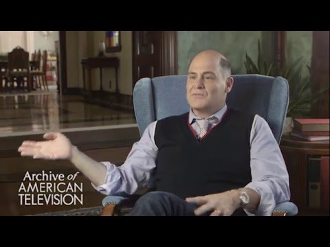 Matthew Weiner discusses getting Peggy and Stan together on