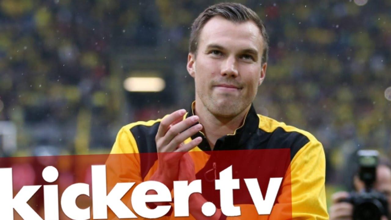 Großkreutz: Der schwere Abschied vom BVB - kicker.tv